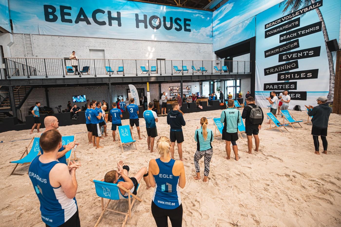 Proyecto Indoor beach volleyball center II ( Rent. 14.% durante 9 meses) 119485410_10159226212955260_7474774434949497686_o