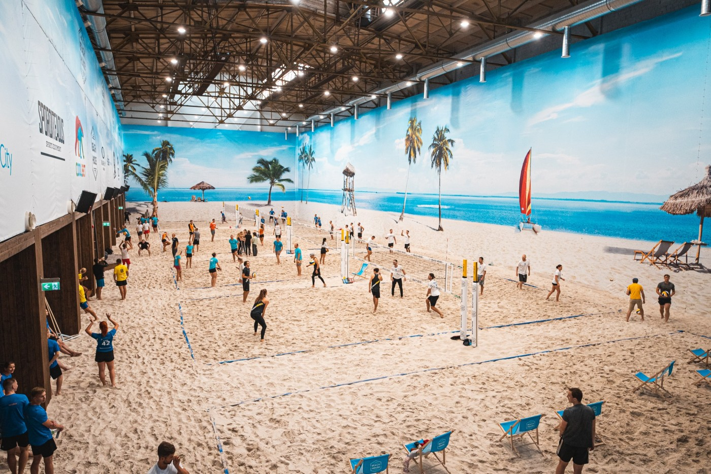 Proyecto Indoor beach volleyball center II ( Rent. 14.% durante 9 meses) 119565753_10159226214095260_4200202781756096234_o