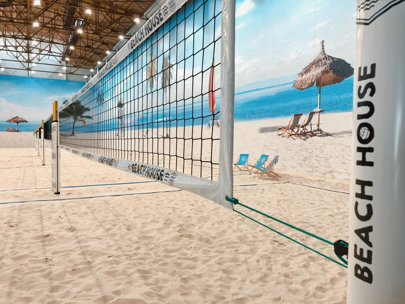 Indoor Beach Volleyball Center Beach House Crp2928 Crowdestor Crowdestor